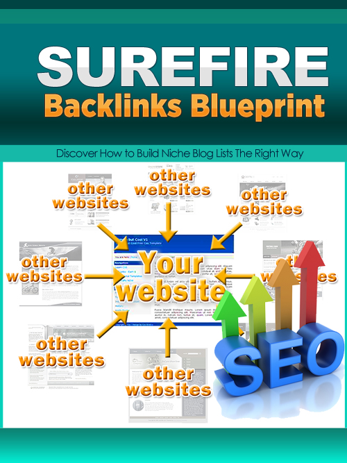 Surefire Backlinks Blueprint